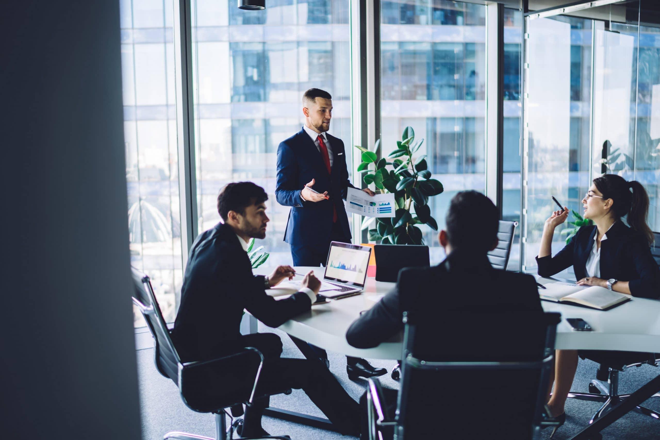 Your Underwriter of Choice – også inden for entrepriseforsikring